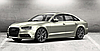 Лобовое стекло Audi A6 с местом под датчик (2011-)