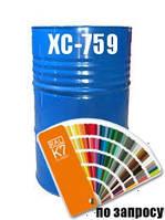 Эмаль химстойкая защита от кислот, щелочей металлических поверхностей ХС-759