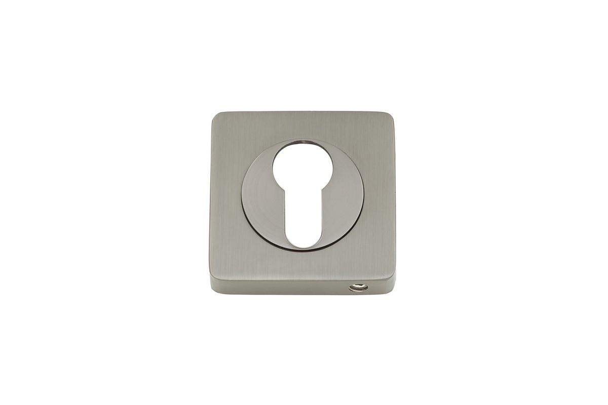 Накладка под цилиндр TM KEDR - ET0801 sn/cp (сатин-хром)