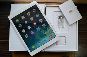 Новый Планшет Apple iPad Air Silver 64Gb A1475 Wi-Fi + 4G Оригинал!