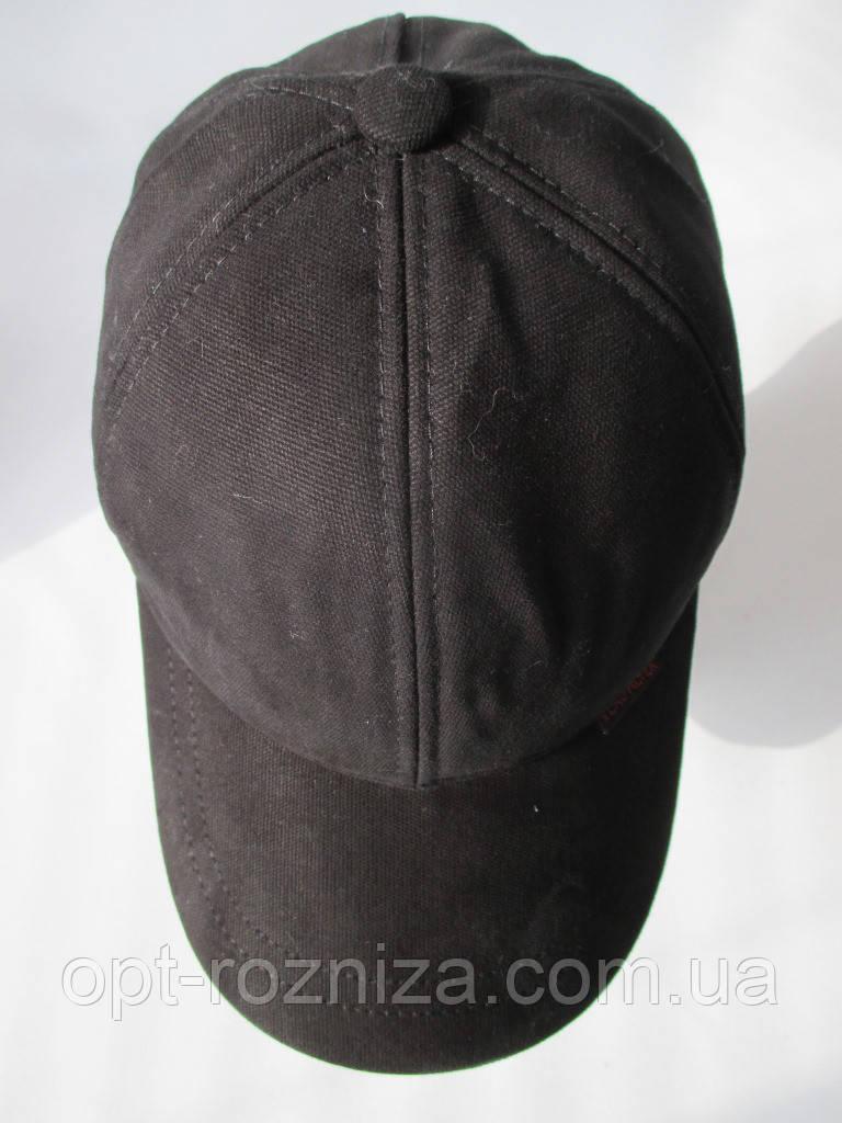 Коттоновая кепка шестиклинка мужская.