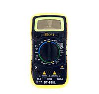 Мультиметр DT 838L