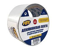Высокотемпературная алюминиевая лента 40 микрон НРХ, 50 мм х 10 м
