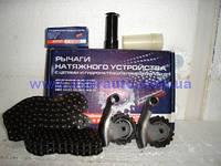Комплект натяжного устройства дв. 406 цепи 72-92 (пр-во ЗМЗ)  406.1000115