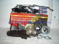Комплект натяжного устройства  полный дв.405,406,409  цепи 72-92 (пр-во ЗМЗ)  406.3906625-01