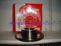 Диск переднего тормоза 104 (пр-во Аврора)  BD-GA3302F