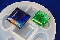 Мягкий силикон для форм ЭЛАСТОЛЮКС Платинум 10 прозрачный, фото 1
