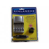 Зарядное устройство для аккумулятора, Avalanche ACH-132 Smart для 1/4 АКБ AA, AAA + АЗУ