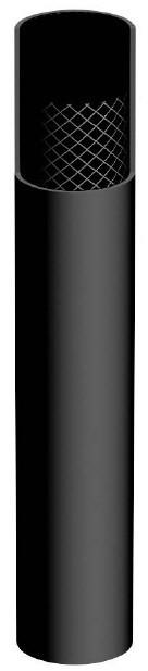 Шланг для сжатого воздуха, полиуретан,  —40°С/+ 70°С, 1423-10