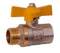 SD Шар.кран 1/2 БГШ газ   SD607G15