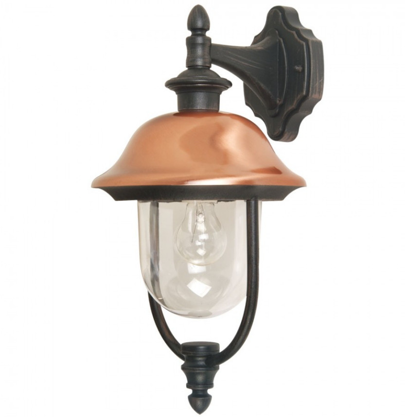 Настінний вуличний світильник Ultralight QMT 1037 Verona II