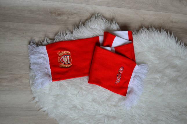 Футбольный шарф Арсенал Arsenal Junior Gunners, фото 2