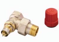 Термостатический клапан угловой Danfoss RA-N 20 для двухтрубной системы отопления