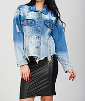 Модная джинсовая куртка НОВИНКА