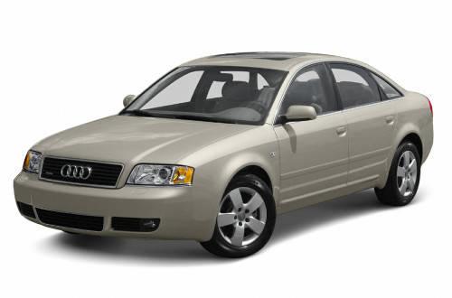 Лобовое стекло Audi A6 4D с молдингом (1997-2004)