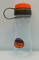 Бутылка пластиковая круглая для воды и напитков V 500 мл (шт)