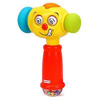 Игрушка Веселый молоток Huile Toys (3115)