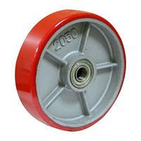 Колесо для роклы / колесо полиуретановое рулевое / колеса для гидравлических тележек