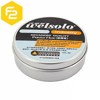 Флюс-паста WLS-50 Welsolo [40г] для пайки печатных плат и навесного монтажа