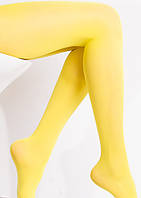 Колготы желтые 50D В00473 Лосинелли