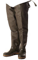 Рыбацкие сапоги заброды ПСКОВ, болотники, оригинал, выполнены из качественного ПВХ, фото 1