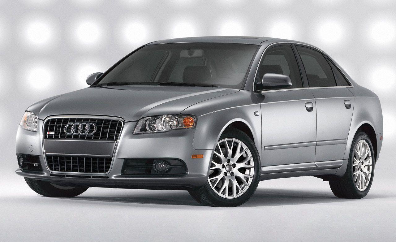 Лобовое стекло Audi A4 с местом под датчик (2008-)