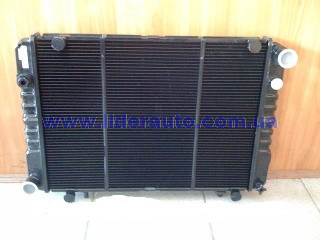 Радиатор охлаждения Волга  3110 3х-рядный (пр-во Иран)  3110-1301010