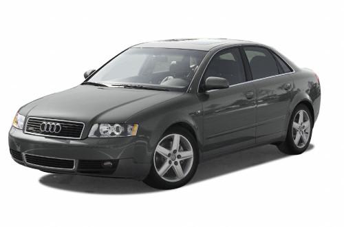 Лобовое стекло Audi A4 (2002-2008)