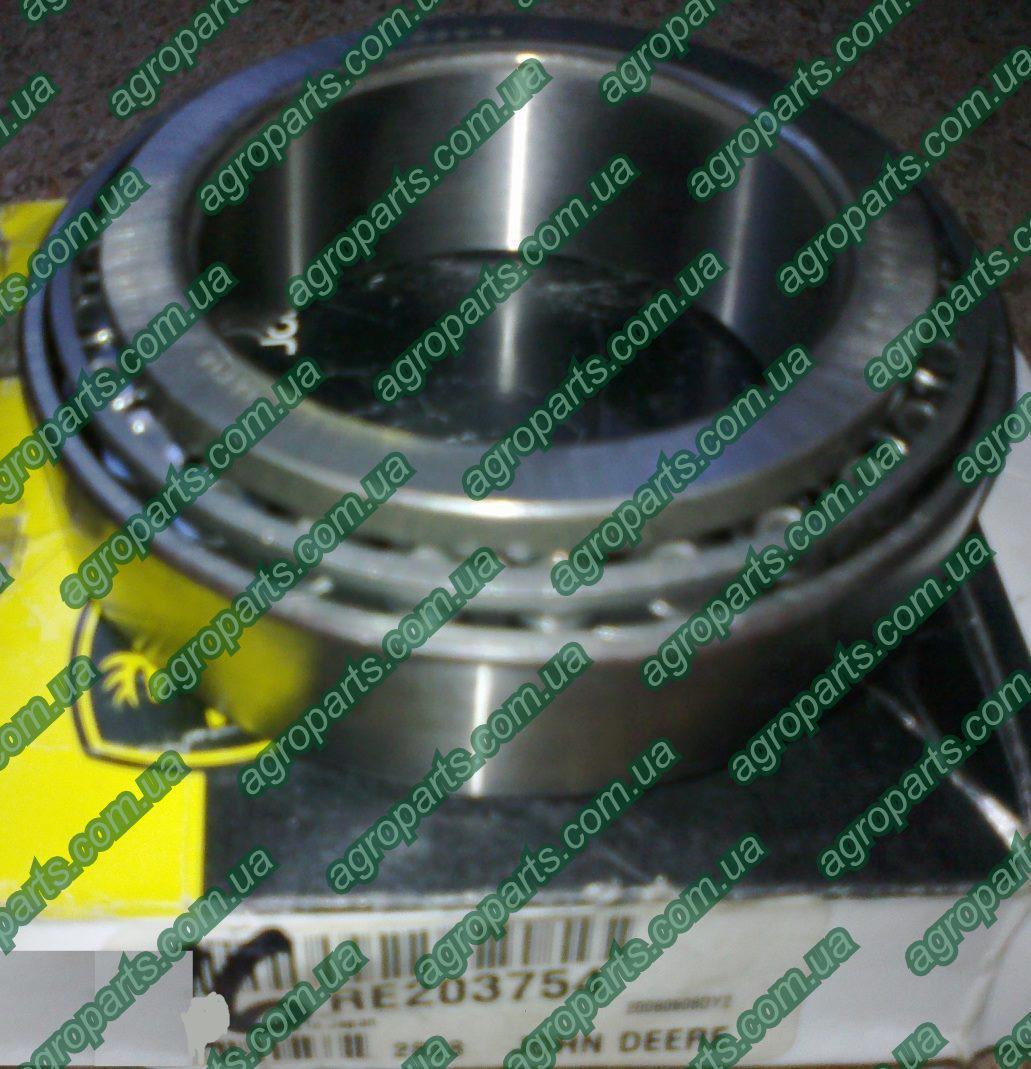 Подшипник RE203754 конический с обоймой NTN re203754 запчасти John Deere в Україні