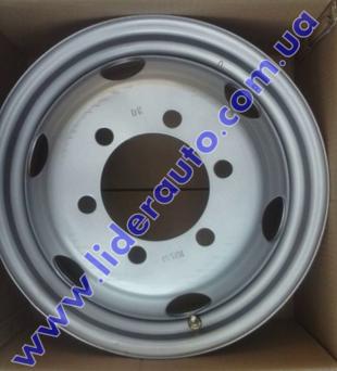 Колесный диск ГАЗель 5,5J*16H2 DYV (пр-во Дк)  3302-3101015-06