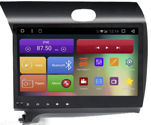 Штатная автомагнитола Redpower RP51032IPS DSP для KIA Cerato на Android 6.0.1 (Marshmallow)