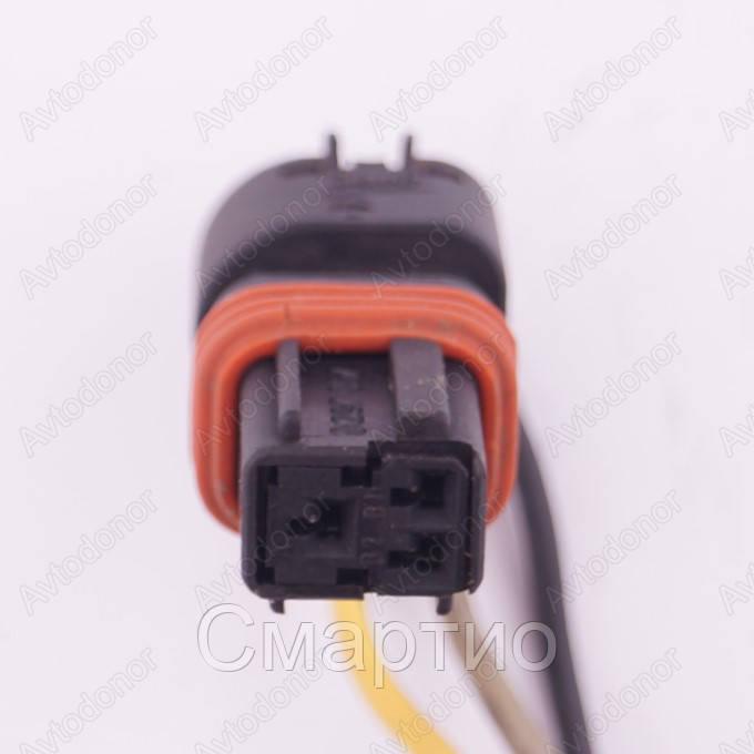 Разъем электрический 3-х контактный (12-11) 297857