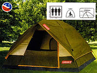 Палатка Coleman зонтик, трехместная