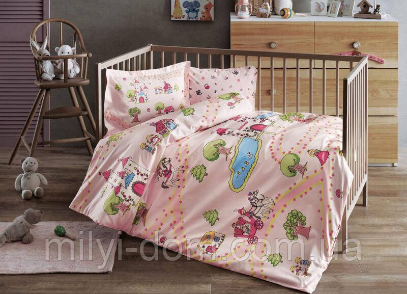 Постельное белье для новорожденных ТАС Принцесса