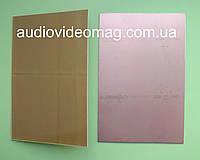 Текстолит фольгированный, толщина 1.0 мм, размер 10 на 15 см