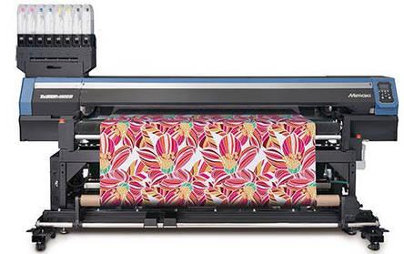 Текстильный плоттер Mimaki Tx300P-1800B, фото 2