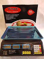 Торговые Электронные Весы Wimpex до 50 кг