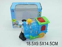 Детская игрушка Музыкальный  паровоз 88618 (1024245) батарейки,музыка