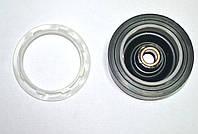 Сальник для стиральной машинки полуавтомат с пластмассовой резьбой d=75mm.