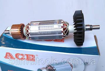 Якорь (ротор) для УШМ Титан 8-125, Темп 125-900