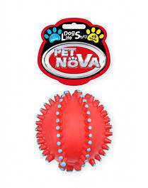 Іграшки для собак з вінілової гуми Pet Nova