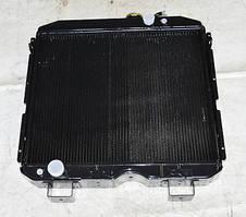 Радиатор охлаждения ПАЗ 3205  3х-рядный медный (пр-во Иран)  3205-1301010