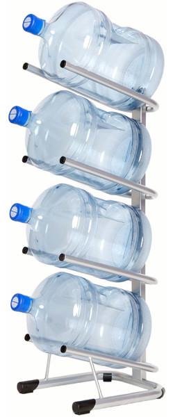 Полка металлическая для 4 бутылей.
