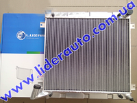 Радиатор охлаждения Газель Бизнес дв. Cummins  073-1301012П