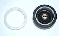 Сальник для стиральной машинки полуавтомат с пластмассовой резьбой d=60,4mm.