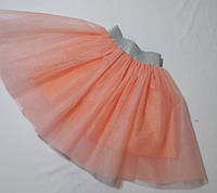 Детская нарядная яркая юбка на праздник, талия 53, 56