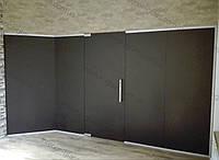 Стеклянные перегородки и двери из стекла на заказ
