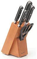 Набор ножей сантоку Berghoff Studio Line Hollow 6 предметов