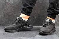 Кроссовки мужские Nike Huarache (черные), ТОП-реплика, фото 1