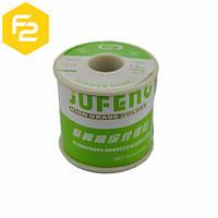 Припой 60/40 Jufeng с флюсом NC 2% [0.8мм, 500грамм]